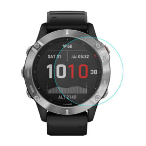 Just in Case Garmin Fenix 6X / 6X PRO 51 mm Screenprotector Glas