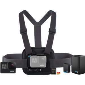 GoPro HERO 7 Black – Chest Mount kit