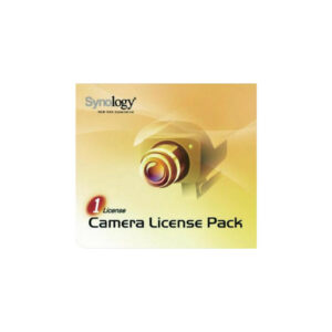 Synology Camera Licentie 1 Pack