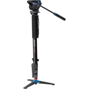 Benro Video Monopod A48FDS4