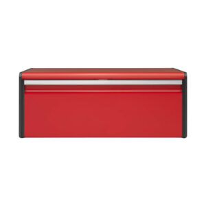 Brabantia Broodtrommel Klepdeksel Passion Red