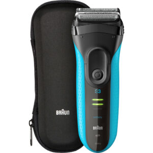 Braun Series 3 3045wd Black/Blue