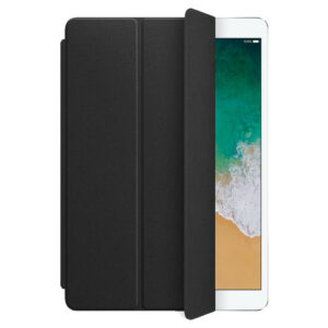Apple Leren Smart Cover iPad (2020)/(2019), iPad Air (2019) en iPad Pro 10.5 inch Zwart