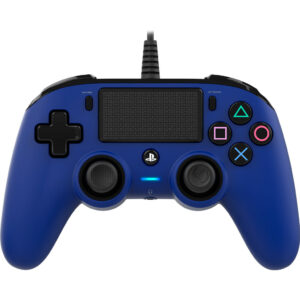 Nacon PS4 Official Wired Controller Blauw