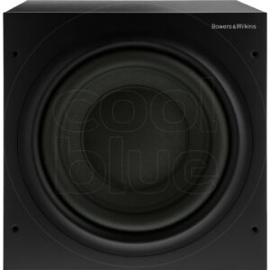 Bowers & Wilkins ASW610XP Zwart