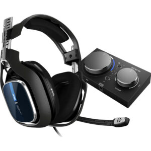 Astro A40 TR Gaming Headset + MixAmp Pro TR PS5, PS4 – Zwart