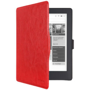 Gecko Covers Kobo Aura H2O (edition 2) Slimfit Hoes Rood