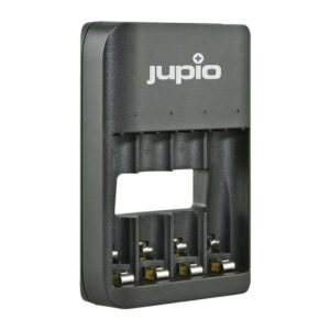 Jupio USB 4-slots Battery Charger LED