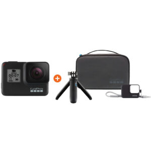 GoPro HERO 7 Black – Travelkit Basic