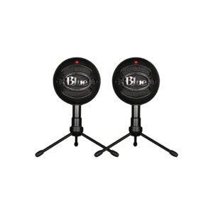Blue Snowball Black Ice Duo Pack