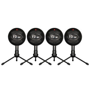 Blue Snowball Black Ice 4 pack