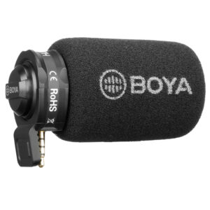 Boya BY-A7H Cardioïde Video Microfoon 3,5mm