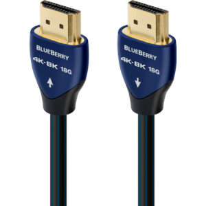 AudioQuest BlueBerry HDMI kabel 0,6 meter