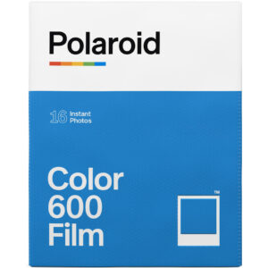 Polaroid Double pack color instant film for 600