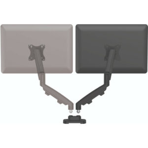 Fellowes Eppa dubbele monitorarm kit